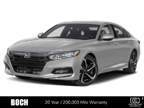 2020 Honda Accord Sport 1.5T CVT
