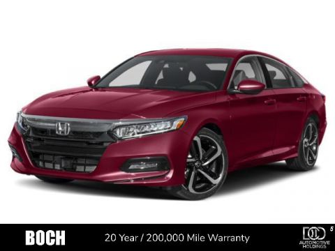 New 2020 Honda Accord Sport 1.5T CVT