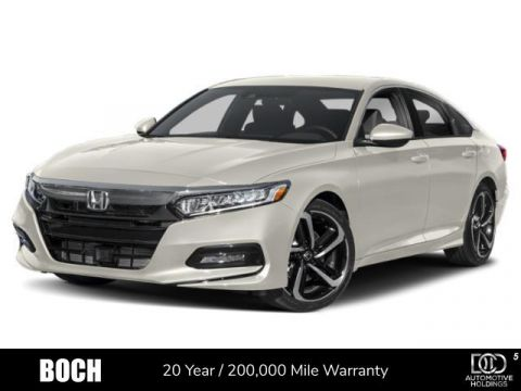 2019 Honda Accord Sport 2.0T Auto