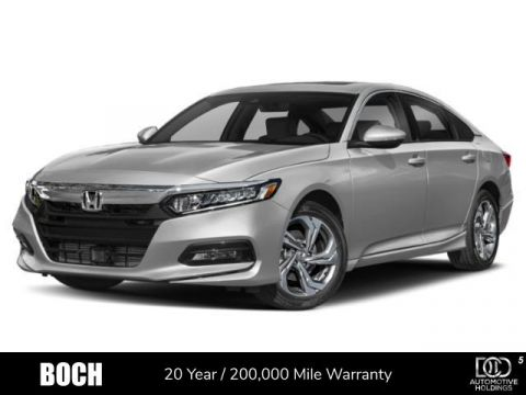 2019 Honda Accord EX-L 2.0T Auto