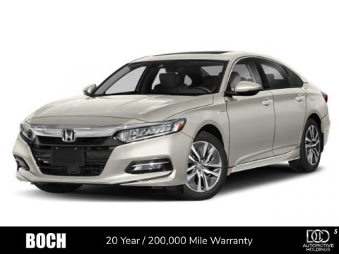 New Honda Accord Hybrid For Sale In Westford Ma