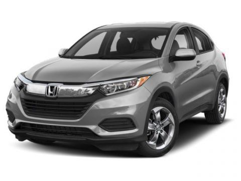 New 2020 Honda HR-V LX AWD CVT